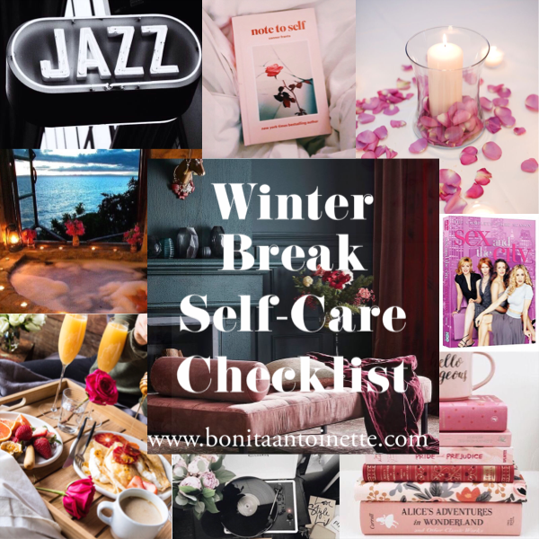 How to Take A Winter Self-care Break..